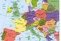 Places & Cultures of Europe / by Yavuz Tellioğlu
