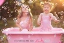 Playfull pink