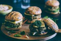 Yumm / Food - recipes - tips - presentation - ideas - flavours   / by Emma Gillett Textiles