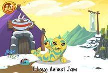 animal jam / animal jam rocks