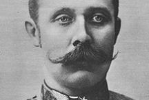 Movember / The month of the mo is upon us once again, here are some of our favourite moustaches in history
