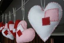 Sew in love Valentines projects