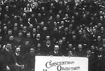 Conscientious Objectors / Books, pics and news about those who refused to fight.