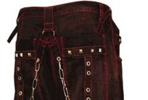 Tripp NYC Gothic Bondage Pants - Bewild.com / by Bewild.com