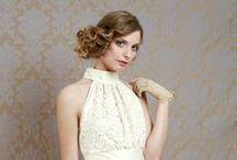 Labude Brautkleidkollektion 2013 / Jedes Labude-Modell wird liebevoll und individuell von Hand angefertigt. Aus hochwertigen Stoffen und mit jeder Menge Herzblut entstehen detailverliebte Brautkleider, die Design und Schneiderhandwerk stilvoll verbinden.
