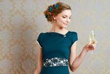 Labude Standesamt und Hochzeitsgäste 2013 / Labude-Design für alle festlichen Anlässe