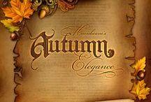 ❈ au†umn • au†omne ❈ / ~now come Au†umn and show us wha†  i†'s all abou†~