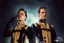 James e Michael