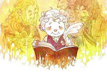 The Hobbit: Kili, Fili & Thorin study