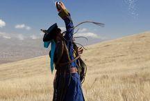 Inspiration: Mongolia