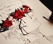tutorials and drawing