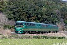 2016年2月18日『ゆふいんの森』号 留置線での風景 / 2016年2月18日に実施された「『ゆふいんの森』号の車両で行く日田彦山線の旅」で使用された『ゆふいんの森』号の留置線での写真です。