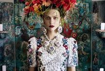 Spanish Glamour / Style inspiration from lovely Spain.