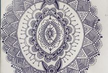 Mandalas / Nice mandalas for the hearth