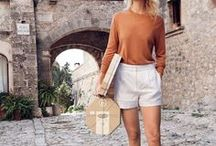 Be Italian / Style inspiration from beautiful Italy.