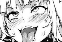 Ahegao / SENPAI, I'M GETTING RETARTED!!
