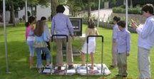 Tecnología: Juegos innovadores para tu fiesta / Las opciones de entretenimiento para jóvenes y niños de las nuevas tecnologías