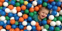 Ideas para preparar fiestas para niños / Descubre todas las ideas y materiales que tenemos para preparar fiestas para niños en https://www.telehinchable.com.