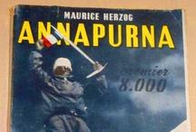 Maurice Herzog. In memorian / Dedicado al gran himalayista Maurice Herzog que culminó la cumbre del Annapurna en compañia de Louis Lachenal en 1950.