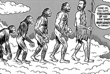 """Mary Leakey, antropóloga / Mary Leakey ( 1913-1996) fue una arqueóloga británica cuyos trabajos de campo en Tanzania y sus importantes hallazgos arrojaron  luz sobre el """"Homo Habilis"""". Trabajó con su marido Louis en """"Las huellas de Laetoli"""""""