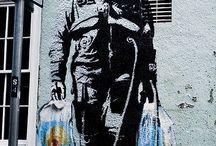 Street Art / by Bri Palframan