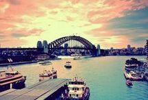 Kauniita kaupunkikuvia
