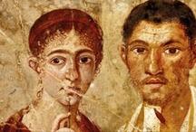 Pompeya, vida y muerte / La vida congelada en casi un instante. Vida y muerte tan visibles en las ruinas de Pompeya y Herculano que al ver la exposición del British Museum (hasta el 26 de septiembre de 2013) tenemos la sensación de vivir ahí en un día cualquiera.