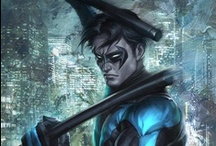 Nightwing / by Brad Stephens