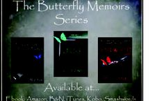 The Butterfly Memoirs / Follow the characters of The Butterfly Series! #Books #Romance #Family #Love #Butterflies #Series #Kindle #Barnes&Nobel #Authors #MyFavoriteBooks #Amazon #Women'sFiction #InterracialRomance #ContemporaryRomance