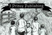 The Authors of 5 Prince Publishing / What's your flavor? 5 Prince Publishing's got it!  Romantic Suspense, Contemporary Romance, Historical Romance, Interracial Romance, Western Romance, Women's Fiction, Fantasy, Children's Books, and so much more.    http://www.5princebooks.com/