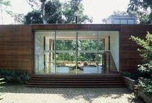 Architecture / by Vanessa Calkin Sunday7Design