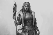 Character Design - Historical