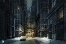 Environments - Streets