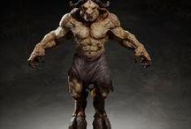 3D Render - Creatures