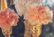 Wedding decor / by Courtney Ford
