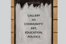 Community, inclusivity, expression in art. / Inspiration for future projects, programs, and exhibitions.