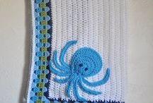 Crochet Baby blanket ideas