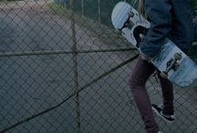 Longboard & skating / #longboard #longboarding #skateboard