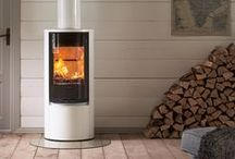 Contura 500 Style / Contura 500 Style wood burning stove is a development of our most popular models in the 500 series. Clean lines, new functions and a glass door gives the stove a modern appearence. #ConturaStyle
