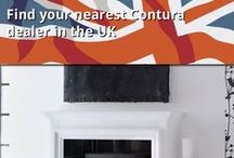 "Buy a wood burning stove / Contura have about 1000 dedicated dealers around Europe. Chose your country and click on the ""website"" button to find your nearest dealer. Welcome to #Contura"