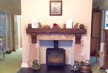 Before and after / Transform your home with a new fireplace insert or a woodburning stove. See the results here.