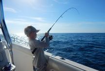 Bent Rods / The beauty of the bend in your rod while when you are hooked up and reeling in your catch