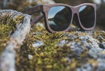 Handmade Wooden Eyewear / Wooden Eyewear made out of recycled wood from controlled origins. Handmade in Gothenburg, Sweden.