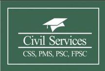 Civil Services (CSS, PMS, PSC, FPSC) / Civil Services (CSS, PMS, PSC, FPSC)