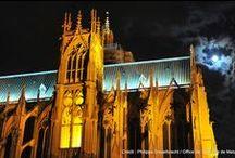 Metz de nuit / C'est beau Metz la nuit !