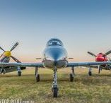 Fighter Pilot Fleet / The Fighter Pilot fleet currently consists of: L-39 Albatros, Yak-52, Yak-3 Steadfast, P-51D Mustang and the Waco Bi-Plane. Please see individual folders for singular aircraft shots.