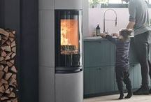 Contura 600 Style / Contura 600 Style with new design, new functions and better output. The popular Contura 600 series of stoves is now known as Style and gets redesigned doors and controls that have been developed for the successful concept.