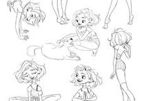 Danielle Pioli's Sketchbook / Sketches, studies, doodles and lots of fun!