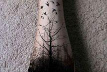 Tattoos / by Amanda Sellers