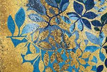 Blue and Yellow / by Francine Seward